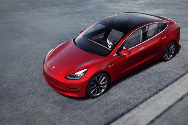 Tesla JD Power calidad