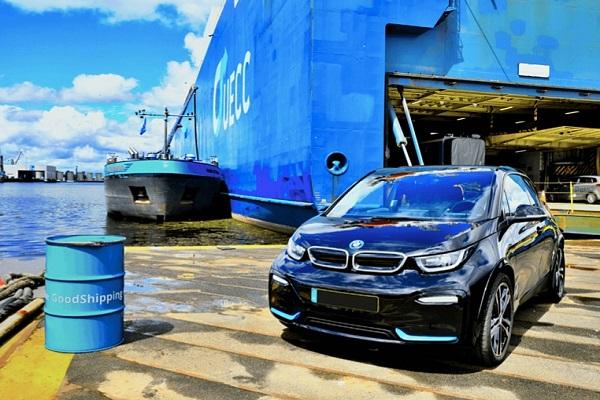 UECC y GoodShipping prueban nuevo biocombustible marino BFO