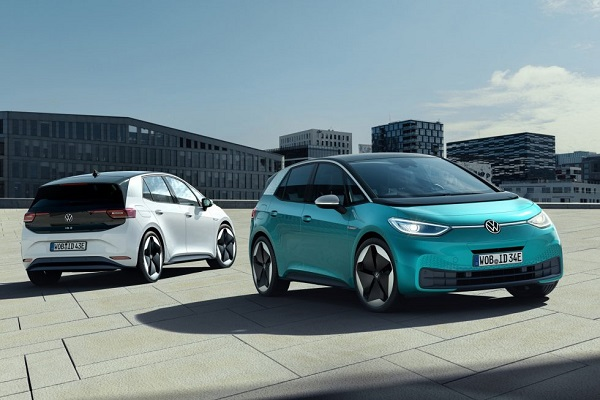 Volkswagen ID.3 España julio