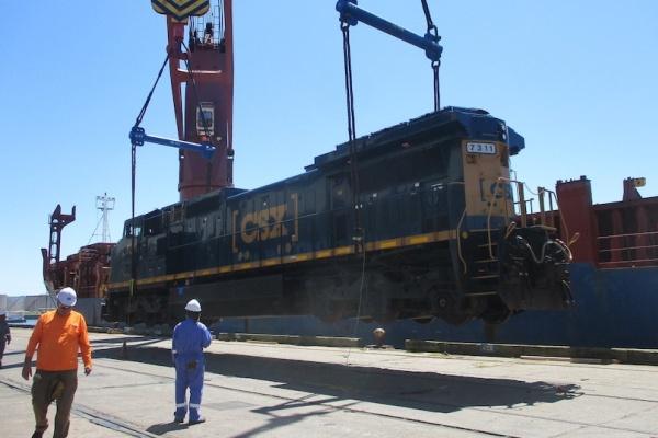 dachser locomotoras