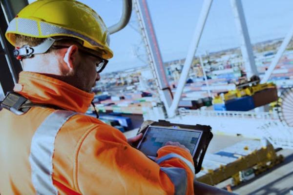 digitalizacion transporte maritimo
