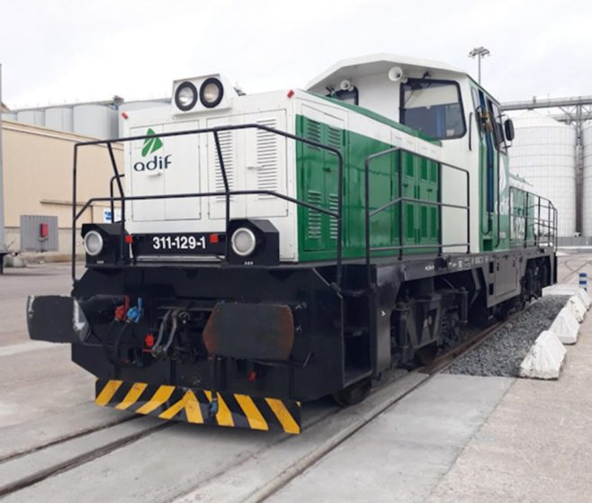 tren ferroviario de tarragona a lleida