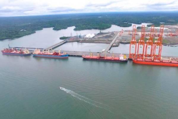 puertos colombianos