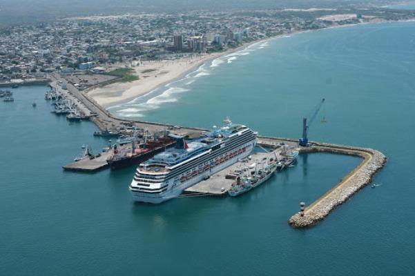 puertos de Ecuador