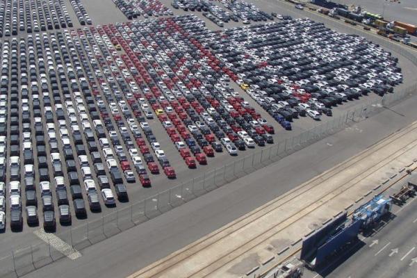 puertos mexicanos vehiculos
