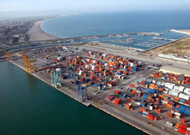 valenciaport publica estudio sobre contaminación