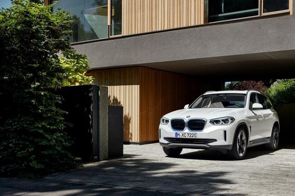 BMW iX3 precio fecha España