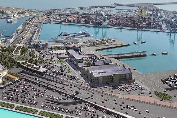 Baleària instalará una terminal inteligente y renovable en el puerto de Valencia