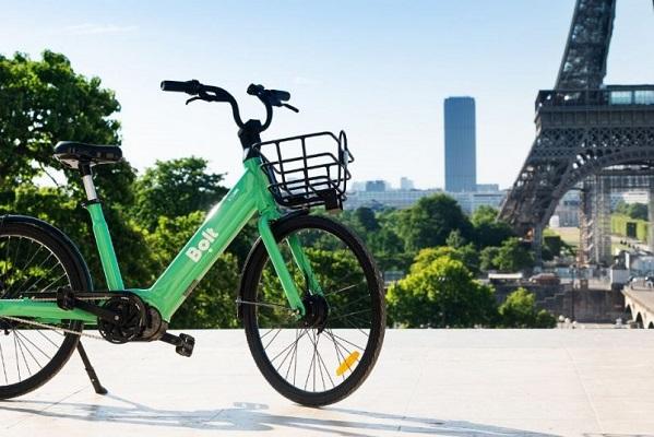 Bolt bicicletas eléctricas de alquiler París