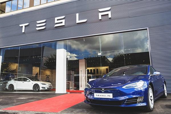 Centros Tesla España