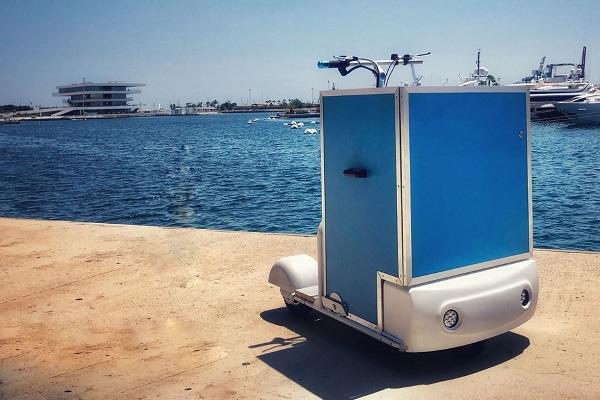 ESUS Mobility vehículo carga