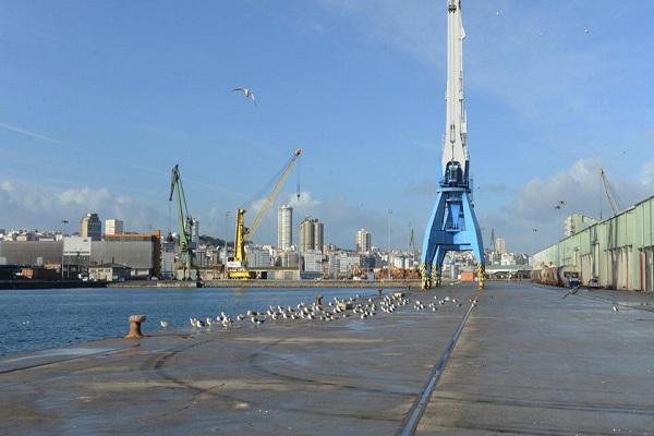 El puerto de La Coruña restaurará dos pantalanes en muelle de San Diego