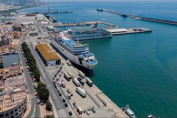 El puerto de Motril avanza en su proyecto de descarbonización