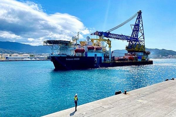 El puerto de Motril remonta su actividad en julio, tras la crisis sanitaria