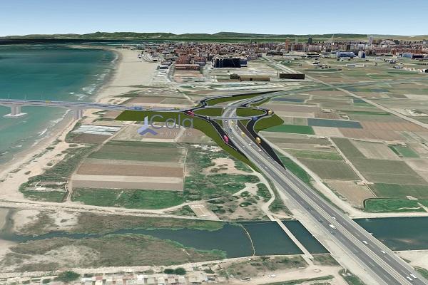 El puerto de Valencia recibe once ofertas para proyectar el nuevo acceso