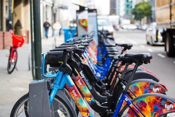 Google Maps rutas ciclismo alquiler bicis