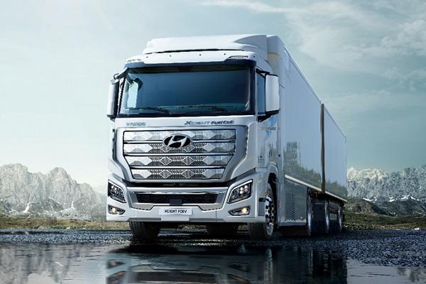 Hyundai XCIENT Fuel C