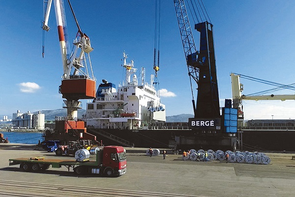 La Autoridad Portuaria de Bilbao amplía dos concesiones de Bergé Marítima