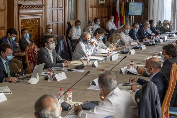 La Autoridad Portuaria de Huelva apoya la digitalización del sistema portuario español