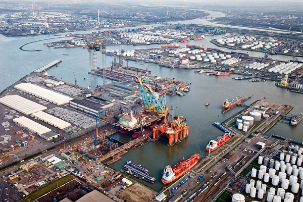 La Autoridad Portuaria de Rotterdam impulsará el uso de hidrógeno hasta 2025
