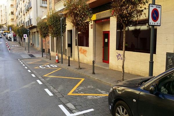Madrid zonas de carga y descarga