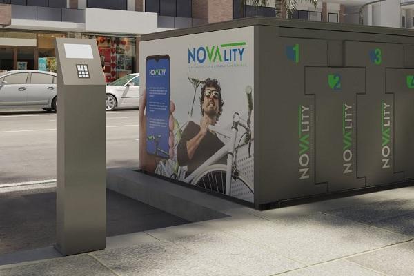 Novatecnic aparcamiento inteligente
