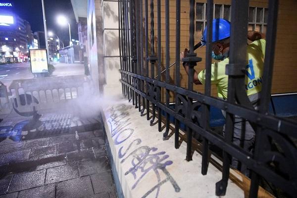 Puerto La Coruña inicia las obras del cierre perimetral del puerto interior