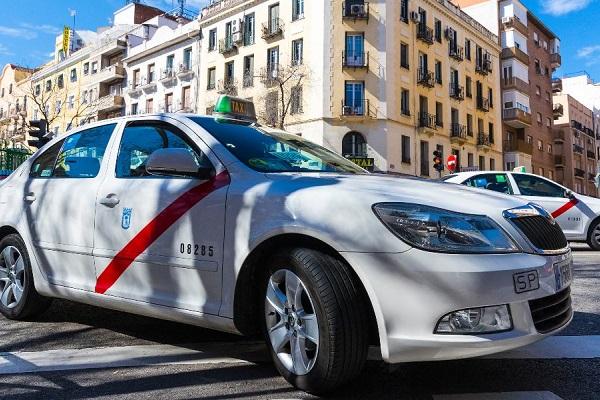 Taxi ayudas Gobierno