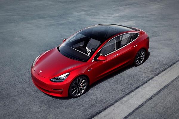Tesla Model 3 precio España