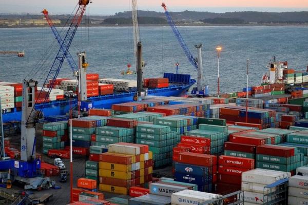 puertos chilenos