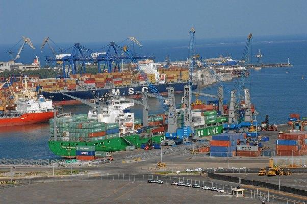 puertos de brasil