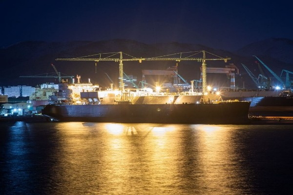 samsung heavy industries bloom energy
