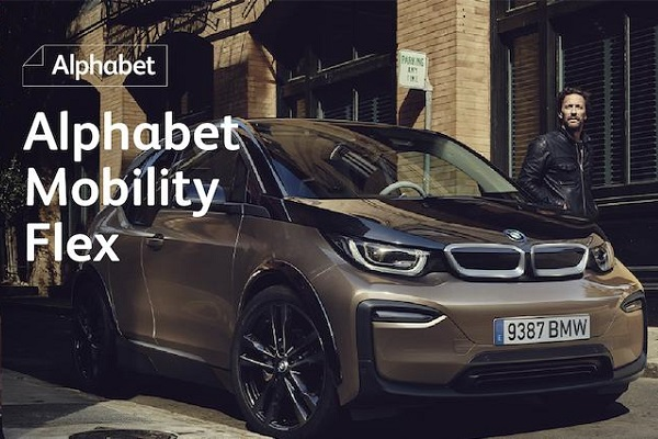 BMW Group Alphabet Mobility Flex