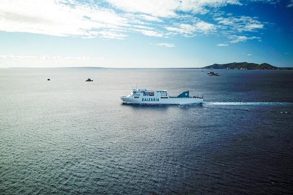 Baleària ya cuenta con un sexto buque a GNL