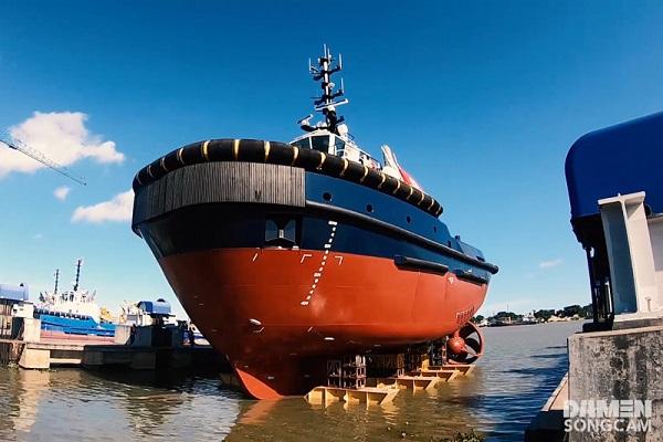 Boluda Towage Europe añade a su flota dos nuevos remolcadores