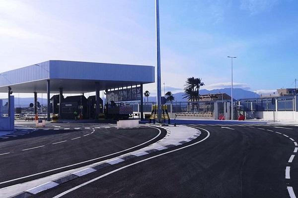 El puerto de Gandía disminuye el ruido con su nuevo acceso sur