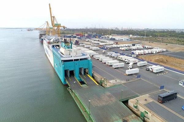 El puerto de Huelva recibe el visto bueno para el suministro eléctrico a buques