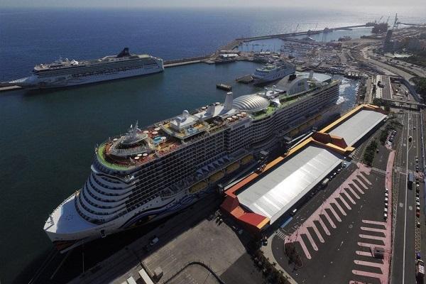 El puerto de Tenerife cuenta con nuevo seguro a todo riesgo