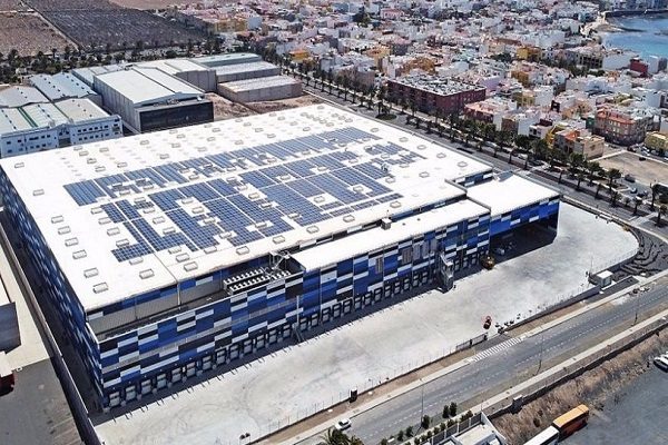 Lidl estrena su segunda plataforma logística en Gran Canaria
