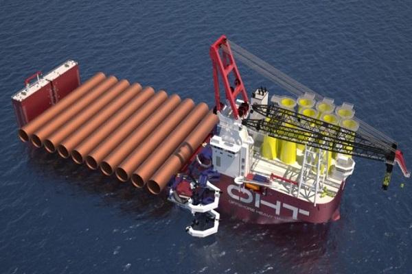 MacGregor instalará el sistema monopilotes en buque Alfa Lift de OHT
