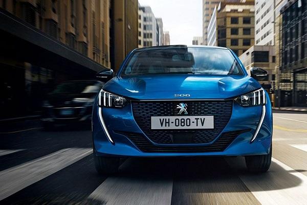 Peugeot e-208 eléctrico más vendido