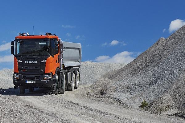 Scania presenta su gama de vehículos carrozados de entrega inmediata