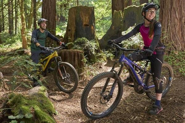 Yamaha bicicletas eléctricas de montaña