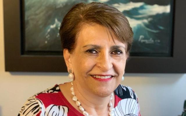 norma becerra nueva presidenta de amanac