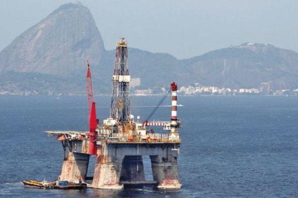 producción offshore de crudo