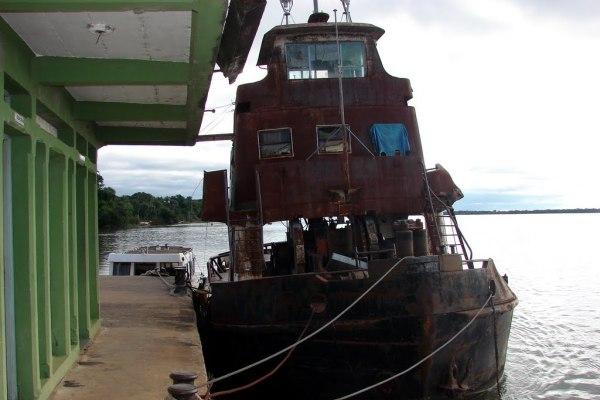 puerto de ituzaingo