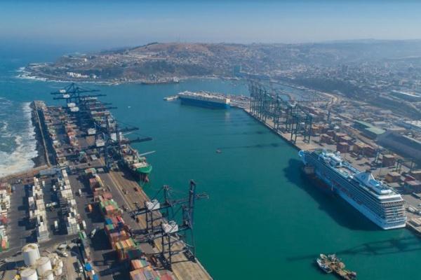 puerto de san antonio oleaje