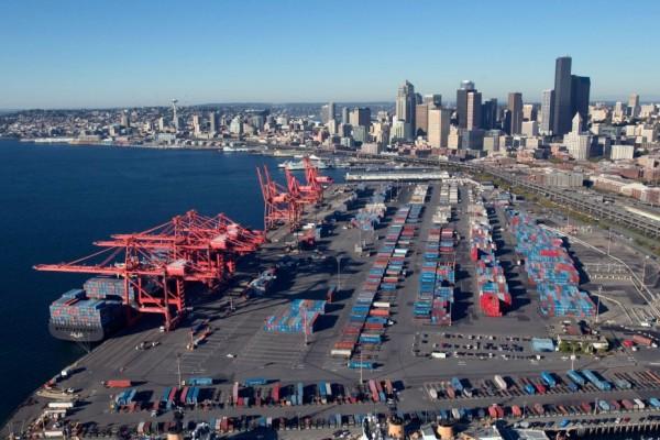 puertos de Estados Unidos