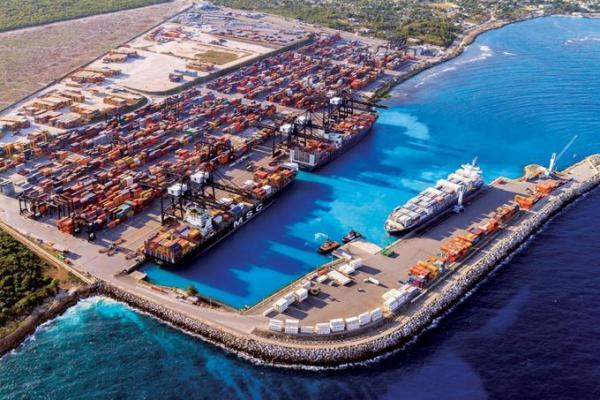 puertos de República Dominicana