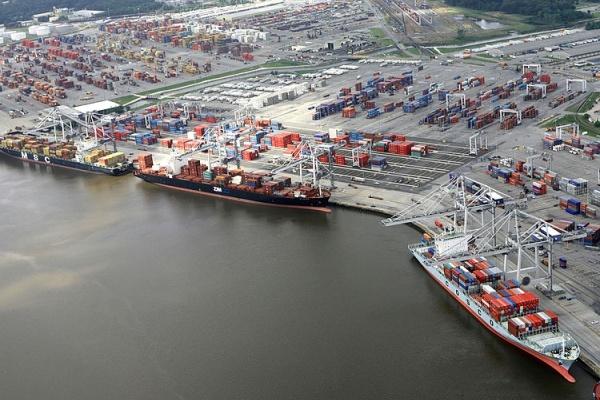 puertos de georgia